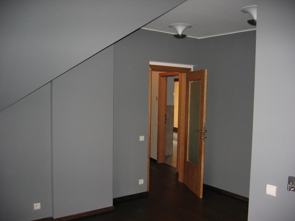 Malování pokojů, domů