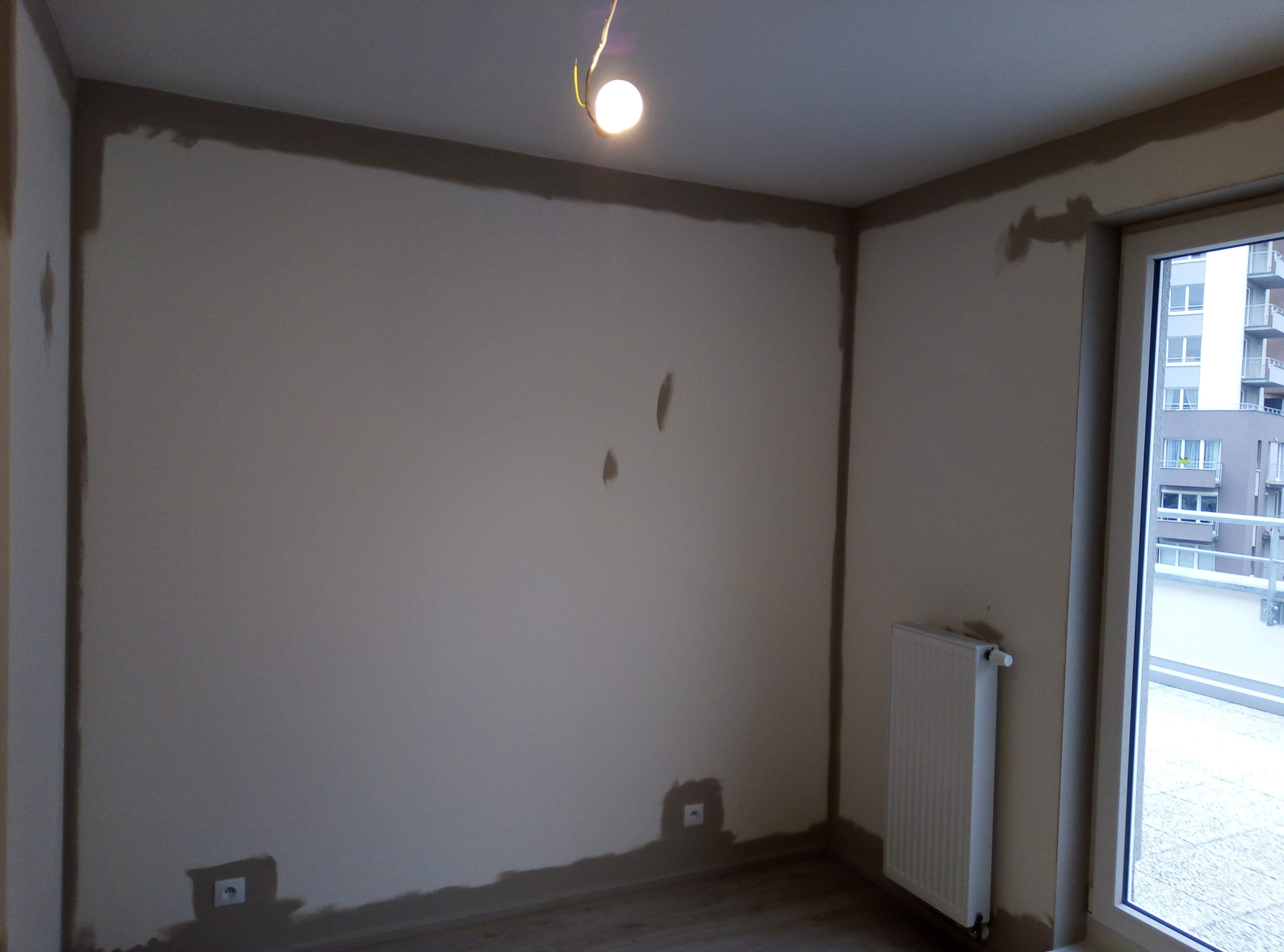 Malování pokojů a bytů